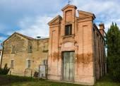 XVIII century oratory church in Italy — Fotografia Stock