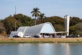 Church of Sao Francisco de Assis. — Stock Photo