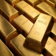Постер, плакат: Gold Bars 1000 grams