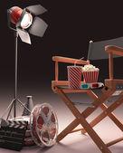 Cinematic Studio — Stock Photo