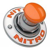 Nitro Button — Stock Photo