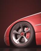 Wheel exclusive design — Stockfoto