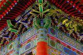 Xi'an, China: Da Xing San Temple — Stock Photo