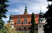 Brzeg, Poland: Ratusz (Town Hall) — Stock Photo