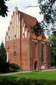Poznan, Poland: St. Mary's Church — Stock Photo