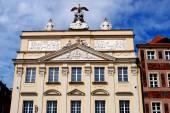 Poznan, Poland: 17th Century Baroque Mansion — Stock Photo