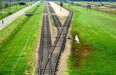 Auschiwitz, Poland: Nazi Concentration Camp — Stock Photo