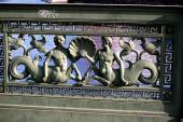 Berlin, Germany: Schloss Brucke Figures — Stock Photo