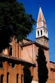 Venice, Italy: Chiesa della San Francesca della Vigne — Stock Photo