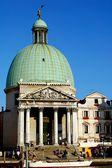 Venice, Italy: Chiesa di San Piccolo — Stock Photo
