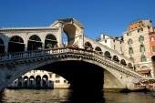 Venice, Italy: Ponte di Rialto — Stock Photo