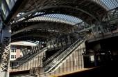 Nueva York: terminal de trenes de la lirr — Foto de Stock