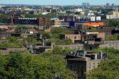 NYC: Long Island City Vista — Stockfoto