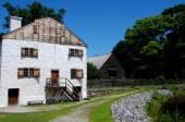 Sleepy Hollow, NY: C. 1750 Philipsburg Manor — Stock Photo