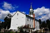 Spencertown, NY: 1771 St. Peter's Church — Photo