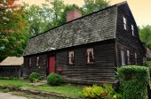 Wethersfield, CT: 1730 Ezra Webb House — Stockfoto