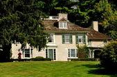 Stockbridge, MA: Chesterwood, home of Daniel Chester French — Stok fotoğraf