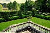 Lenox, MA: Gardens at The Mount — Stock Photo