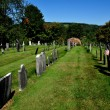 Постер, плакат: Rockingham VT: Meeting House Burial Ground