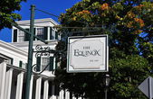 Manchester Village, VT: Equinox Hotel — Stock Photo