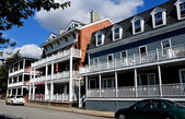 Cold Spring, NY: Hudson House River Inn — Stock Photo