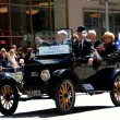 NYC: Vintage Model T Ford at Scottish Parade — Stock Photo #56379131