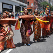 Постер, плакат: NYC: Philippines Independence Day Parade Marchers