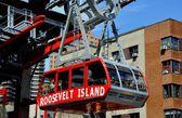 Nyc, Roosevelt Island Tram — Stock Photo