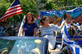 NYC: Salute to Israel Parade — Stock Photo