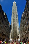 NYC: 30 Rockefeller Center — Stock Photo