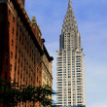 Постер, плакат: NYC: The 1931 Chrysler Building