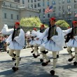 NYC: Marchers at Greek Independence Day Parade — Stock Photo #58021193