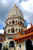 Penang, Malayasia: Kek Lok Si Temple — Stock Photo