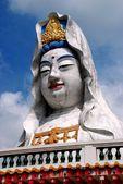 Penang, Malaysia: Guan Yin Buddha at Kek Lok Si Temple — Stock Photo