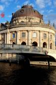 Berlijn, Duitsland: het bode-museum — Stockfoto