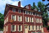 Philadelphia, PA: Todd House — Stock Photo