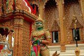 Nakhon Pathom, Thailand: Wat Dai Lom — Stock Photo