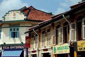 Singapore: Kampong Glam Restaurants — Zdjęcie stockowe