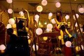 Singapore: Visualizzare finestra di Natale — Foto Stock