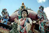Singapur: Hinduistický chrám — Stock fotografie