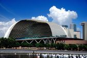 Singapore: Theatres by the Bay — Stock Photo