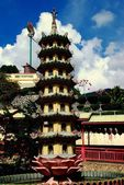 Penang, Malaysia: Kek Lok Si Temple — Stock Photo