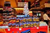 Bangkok, Thailand: Food Display at Siam Paragon Food Hall — Stock Photo