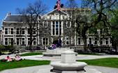 New York City: Baskerville Hall at City College — Stock Photo