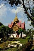 Ayutthaya, Thailand: Wat Ayutthaya — Stock Photo