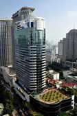 Bangkok, Thailand: Plaza Athenee Hotel — Stock Photo