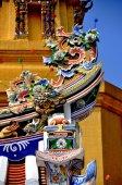 バンコク, タイ王国: 王室のワット boworniwet — ストック写真