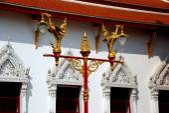 Bangkok, Tayland: Wat Mahathat — Stok fotoğraf