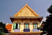 Bangkok, Tajlandia: Sala w Wat Mahathat — Zdjęcie stockowe