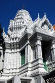 Bangkok, Thailand: Royal Wat Ratchapradit — Stock Photo